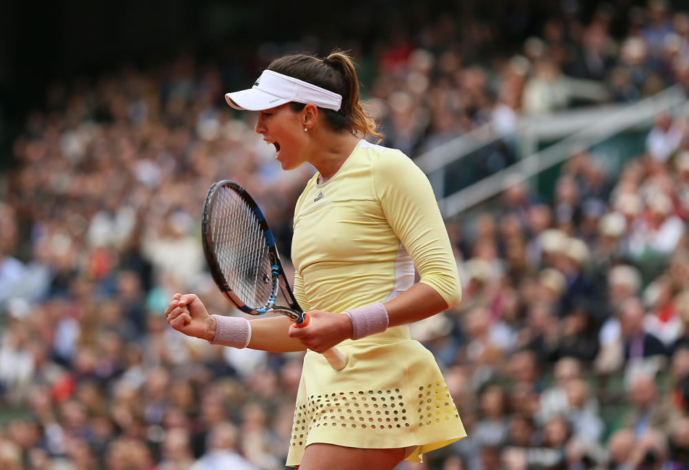 Garbine Muguruza French Open Roland Garros Tennis 2016