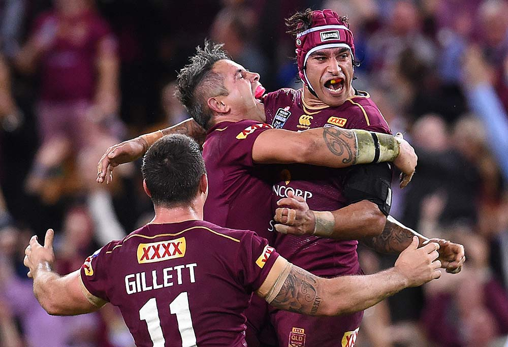 Qld Maroons Team Announcement | Origin I