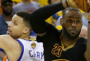 Golden State Warriors vs Cleveland Cavaliers: NBA Finals Game 1 live scores, blog
