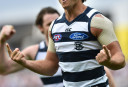 Steven Motlop Geelong Cats 2016 AFL tall <br /> <a href='http://www.theroar.com.au/2016/06/02/roars-afl-expert-tips-predictions-round-11/'>The Roar's AFL expert tips and predictions: Round 11</a>