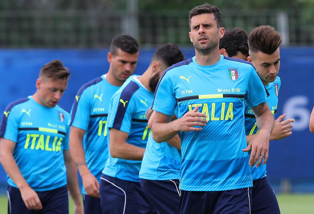 Thiago Motta Italy Football Euro 2016