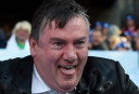 Collingwood president Eddie McGuire <br /> <a href='http://www.theroar.com.au/2016/06/21/its-not-caroline-wilson-but-eddie-james-and-danny-who-need-to-go/'>It's not Caroline Wilson, but Eddie, James and Danny who need to go</a>