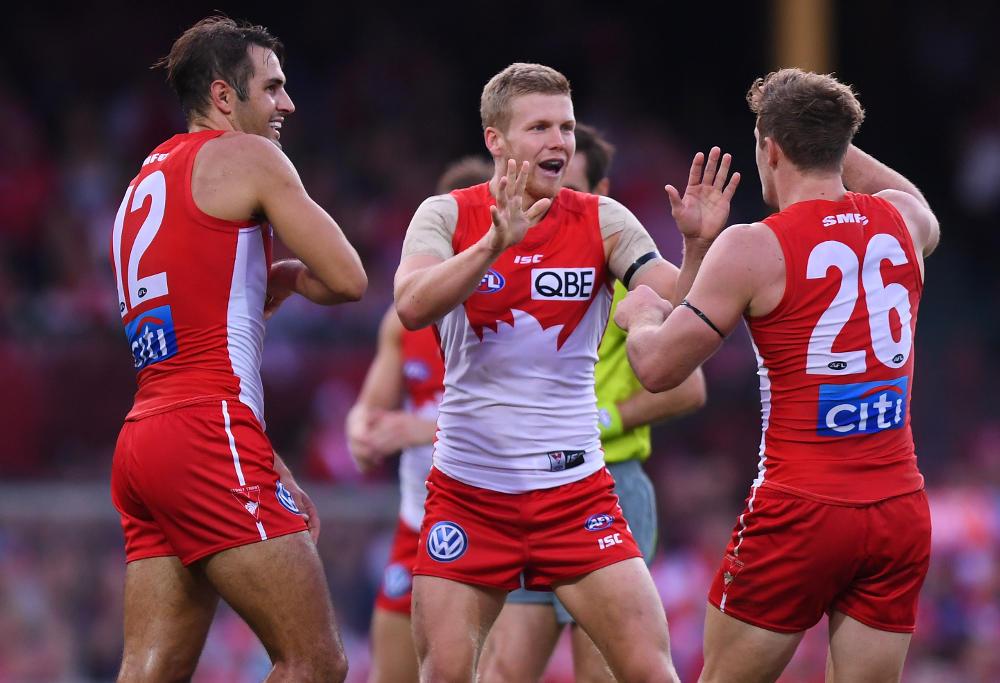 Sydney Swans Vs Port Adelaide Highlights: AFL Live Scores