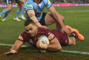 Inglis-2 <br /> <a href='http://www.theroar.com.au/2016/07/13/watch-inglis-extends-impressive-record-opening-try-state-origin-game-3/'>WATCH: Inglis extends impressive record with opening try in State of Origin Game 3</a>