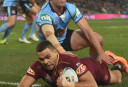 Inglis-tall <br /> <a href='http://www.theroar.com.au/2016/07/13/watch-inglis-extends-impressive-record-opening-try-state-origin-game-3/'>WATCH: Inglis extends impressive record with opening try in State of Origin Game 3</a>