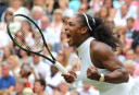 Sweet revenge for Serena as she finally draws level with Steffi Graf