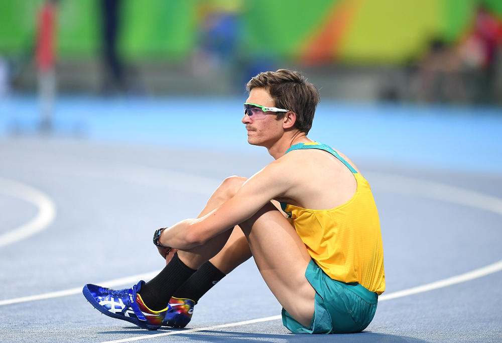 Brandon Starc finishes last in Rio high jump final | The Roar