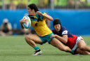 Australian women's rugby sevens team makes Olympic history