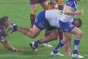 Kasiano kick <br /> <a href='http://www.theroar.com.au/2016/08/19/kasiano-cited-for-parker-kick/'>Kasiano cited for Parker kick</a>