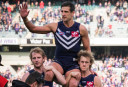 Matthew Pavlich retires the AFL's modern nobleman