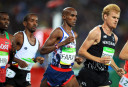"""Mo Farah """"troubled"""" by Trump's immigration policy"""