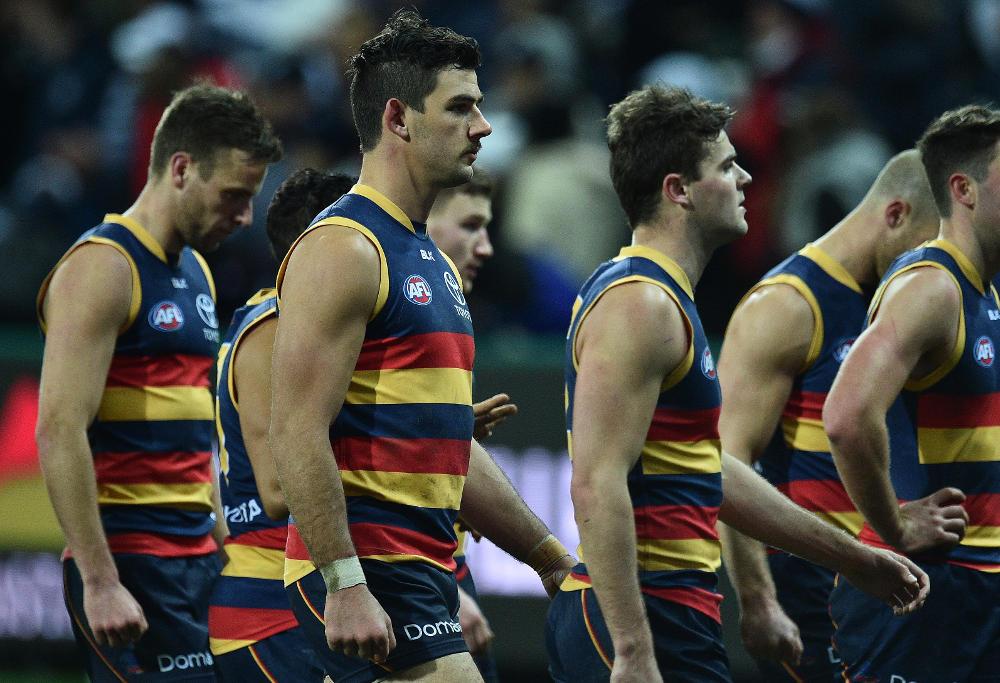 Taylor Walker Adelaide Crows AFL 2016
