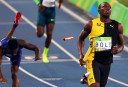 Age has caught up with Usain Bolt, but opponents never come close