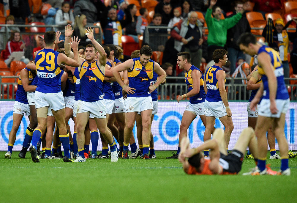West Coast Eagles 2016 AFL