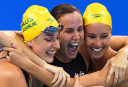 Bronte Campbell's 100-metre world championship title defence ends with illness and shoulder injury