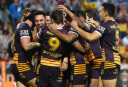 Brisbane Broncos vs Gold Coast Titans: NRL live scores, blog, highlights