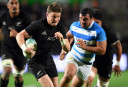 Beauden Barrett All Blacks New Zealand Rugby Union Test Championship 2016 <br /> <a href='http://www.theroar.com.au/2016/09/17/highlights-rampant-all-blacks-swat-aside-springboks/'>Highlights: Rampant All Blacks swat aside Springboks</a>