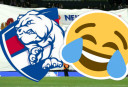 bulldogs-banner <br /> <a href='http://www.theroar.com.au/2016/10/01/bulldogs-banner-stuns-everyone-grand-final-day/'>Bulldogs' banner stuns everyone on grand final day</a>