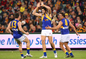 Eagle Josh Kennedy in race against time