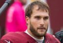 Give Kirk Cousins time, he's growing
