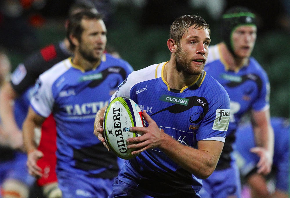 Kyle Godwin Western Force Rugby Union 2016
