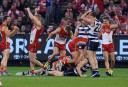 Cats pose big threat in AFL semi: Longmire