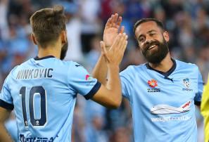 Is Alex Brosque the A-League's GOAT?