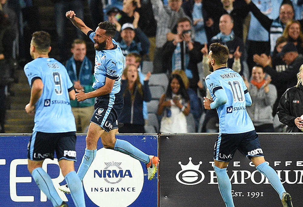 sydney fc a league - photo#5