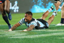 2016 NRL Grand Final halftime score: Cronulla Sharks lead Melbourne Storm 8-0