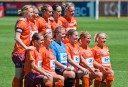The race to the W-League finals is heating up