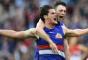 bulldogscelebrate2 <br /> <a href='http://www.theroar.com.au/2016/10/13/the-exorcists-how-the-western-bulldogs-beat-history/'>The Exorcists: How the Western Bulldogs beat history</a>