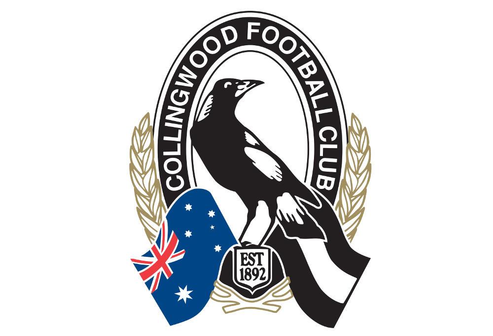 Collingwood Magpies Football Club logo