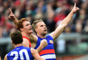 Highlights: Fairytale complete – the Western Bulldogs win the flag!