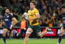 Wallabies not feeling Pumas pressure