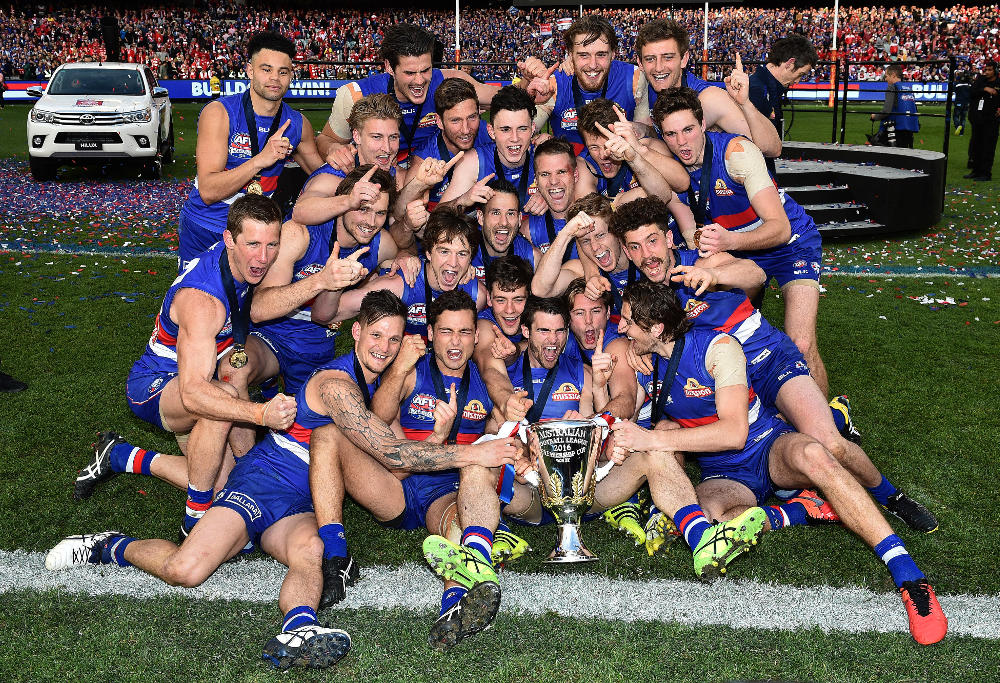 In 2016, the Western Bulldogs won their first premiership since 1954