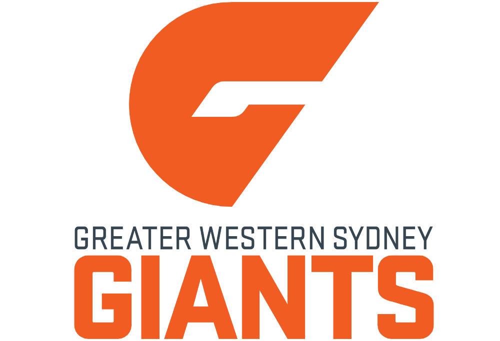 GWS Giants AFL Football Club logo