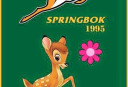 springbok joke logo <br /> <a href='http://www.theroar.com.au/2016/12/01/springboks-update-logo-for-the-times/'>Reddit user's cheeky remake of the Springboks logo is very en-deer-ing</a>