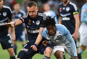 A-League Melbourne derby semi-final to be played at Etihad