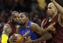Cleveland Cavaliers vs Golden State Warriors: NBA Finals Game 4 live scores, blog