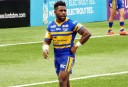 James Segeyaro Leeds Rhinos <br /> <a href='http://www.theroar.com.au/2016/12/28/leeds-must-stay-strong-segeyaro/'>Leeds must stay strong on Segeyaro</a>