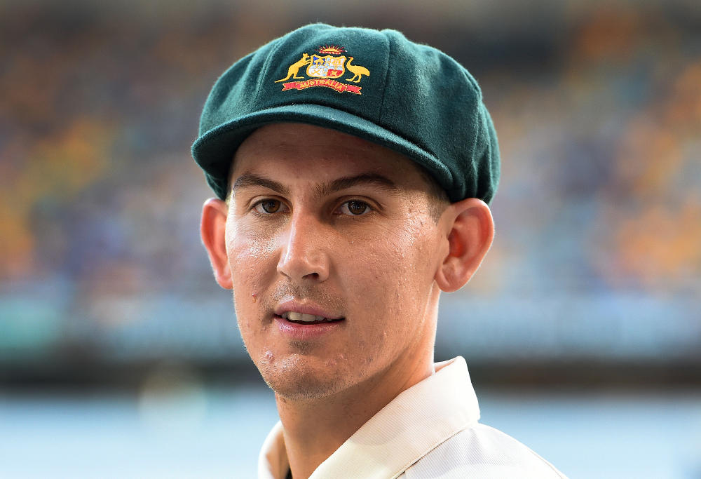 Matt Renshaw relishes maiden Test ton