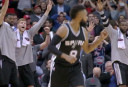 WATCH: Patty Mills wins the game for San Antonio with clutch shot