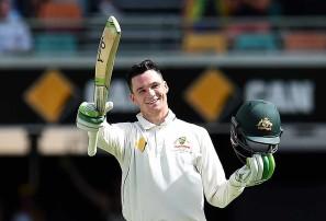 Defiant Handscomb and Marsh do Australia proud