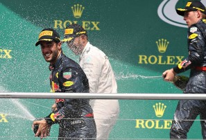 Back to front: F1 season review — fight at the front
