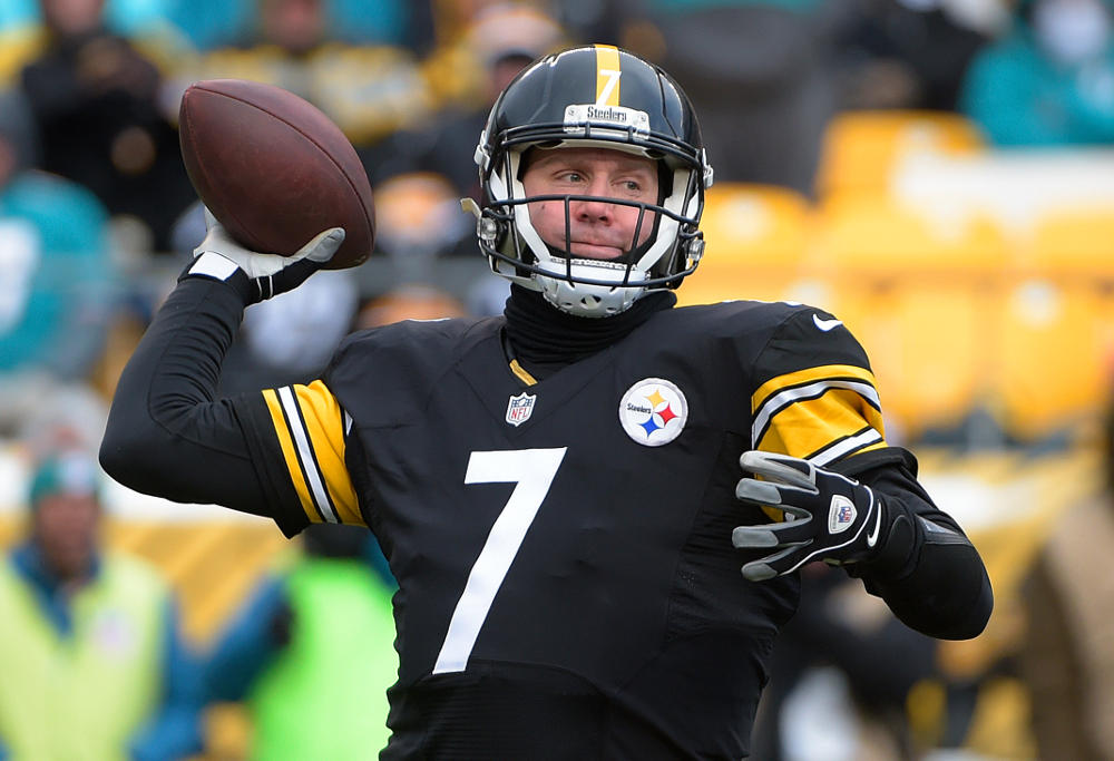 Ben Roethlisberger: 'Maybe I don't have it anymore'