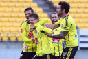 Wellington Phoenix vs Brisbane Roar highlights: Maclaren delivers Roar's first 2017 win