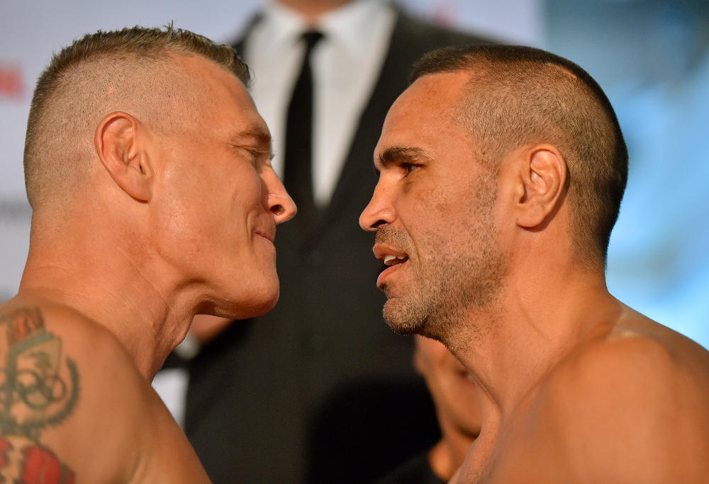 Every fight result from Danny Green vs Anthony Mundine ...