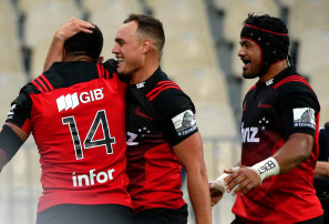 Crusaders vs Blues: Super Rugby live scores, blog