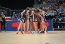 Vixens down Magpies in netball derby