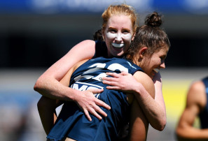 Carlton and Brisbane play out a thrilling draw to wrap AFLW